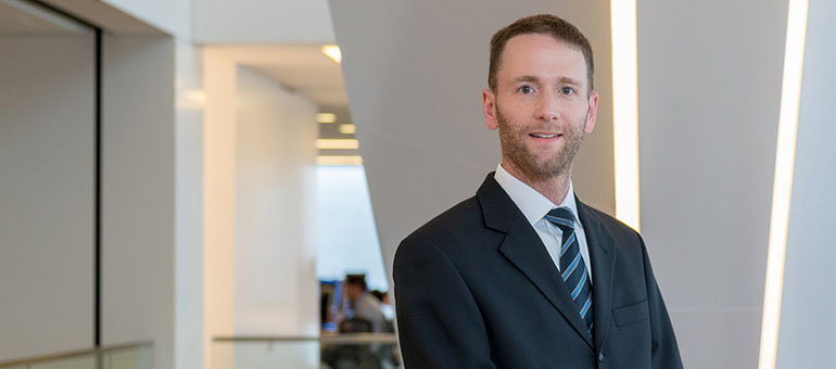 fund manager Matt Dorsten