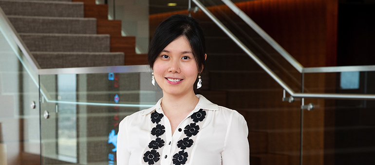 fund manager Lillian Lin